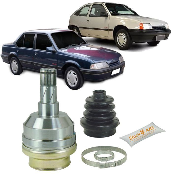 Junta Deslizante Lado Cambio Monza Kadett Ipanema 1.8 e 2.0 de 1983 a 1998