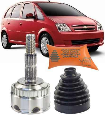 Junta Homocinetica Corsa Meriva Montana Motor 1.8 Apos 2003 Com ABS