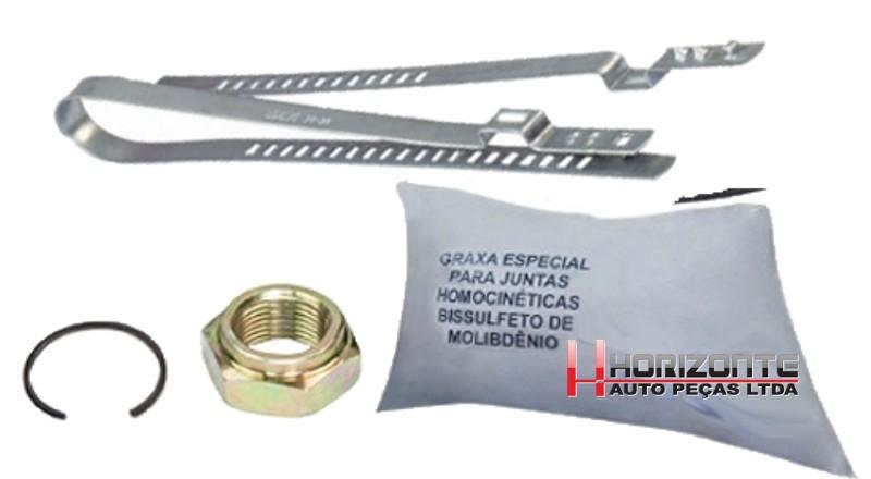 Junta Homocinetica Eclipse 1.8 E 2.0 4cc 1990 A 1992 25x30 Estrias
