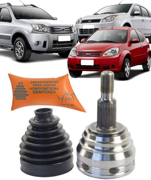 Junta Homocinetica Ecosport Fiesta 1.0 e 1.6 Courier 1.6 e Ka 1.6