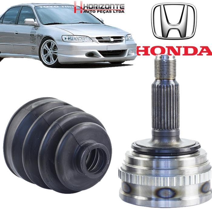 Junta Homocinetica Honda Accord 2.2 E 2.3 16v 1993 A 2002 Com Freio ABS