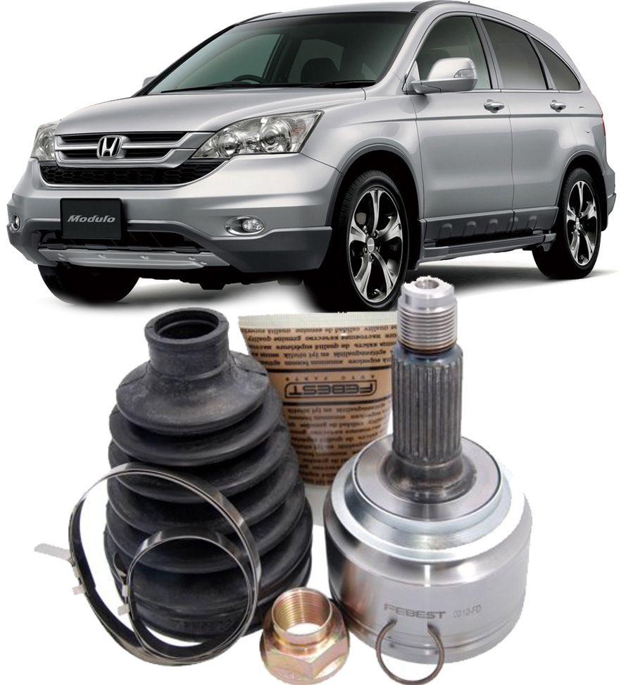 Junta Homocinetica Honda Crv 2.0 16v 4x4 Dianteira De 2007 à 2012