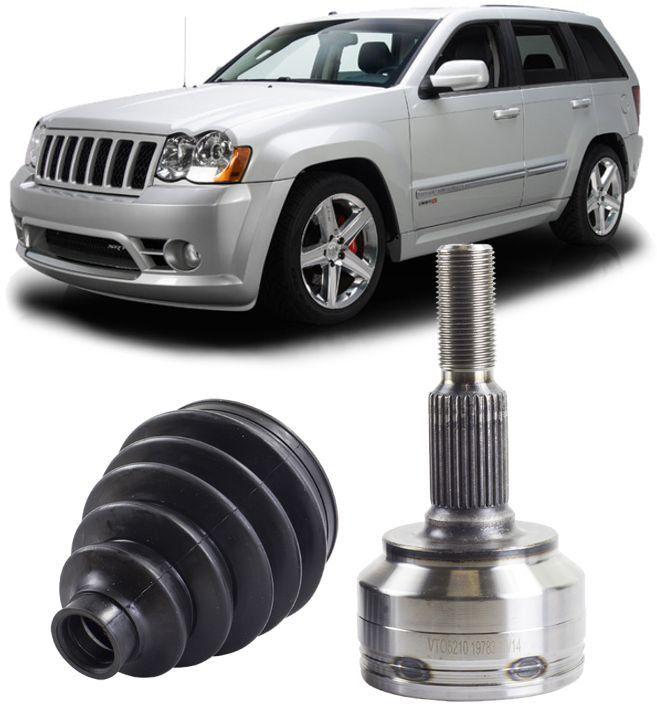 Junta Homocinetica Jeep Cherokee 3.7 V6 4.7 5.7 e 6.1 V8  e 3.0 Diesel de 2005 a 2010