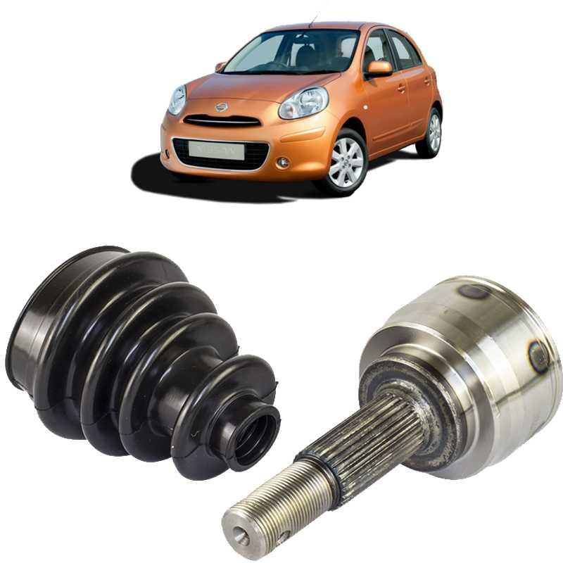 Junta Homocinetica Nissan March 1.0 16V Flex e 1.0 3cc 12V Apos 2012