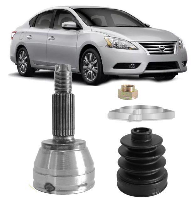 Junta Homocinetica Nissan Sentra 2.0 16V Automatico Apos 2014