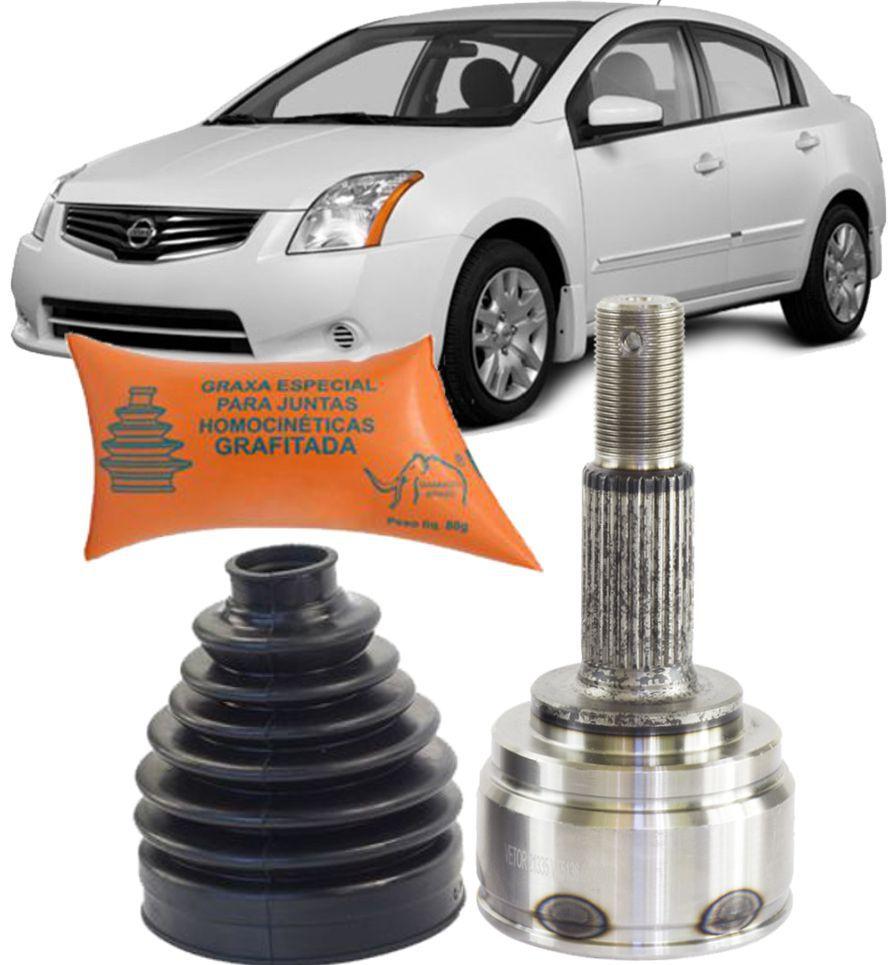 Junta Homocinetica Nissan Sentra 2.0 Automatico Apos 2007 C/abs Com 29x24