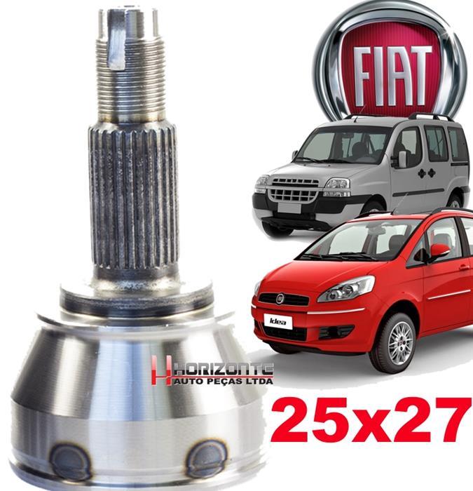 Junta Homocinetica Palio Idea Doblo Strada Adventure 1.8 16v E-Torq 2011 a 2018 - 27x25