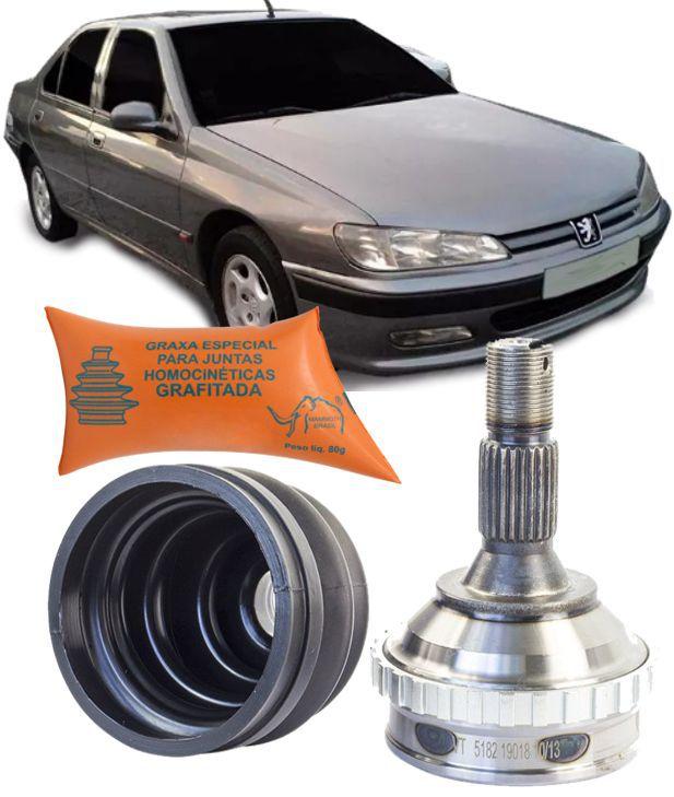 Junta Homocinetica Peugeot 405 E 306 1.8 E 2.0 16v Com Abs