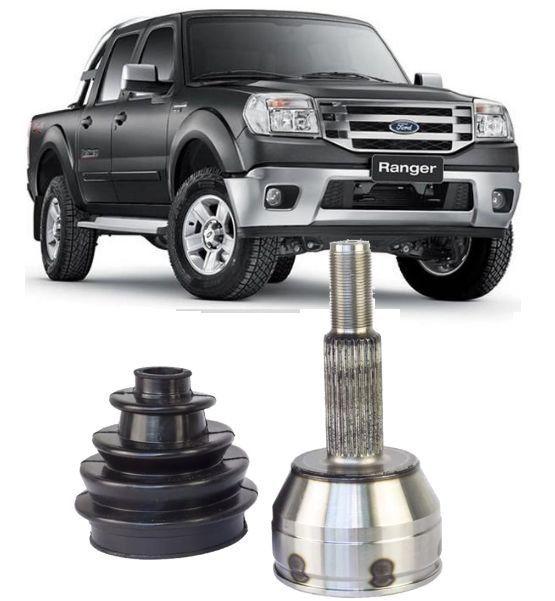 Junta Homocinetica Ranger 3.0 Diesel 4x4 Powerstroke de 2005 a 2012  - 27x24