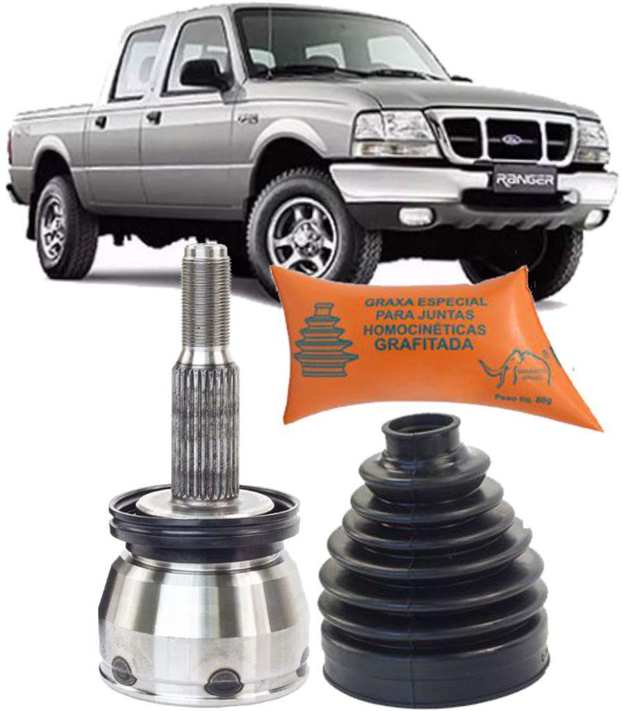 Junta Homocinetica Ranger 4.0 V6 2.5 2.8 Gasolina ou Diesel de 1997 à 2004 - 34x27