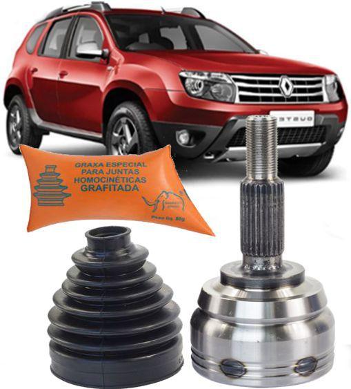 Junta Homocinetica Renault Duster 1.6 16v Manual de 2011 à 2016 - 33x25