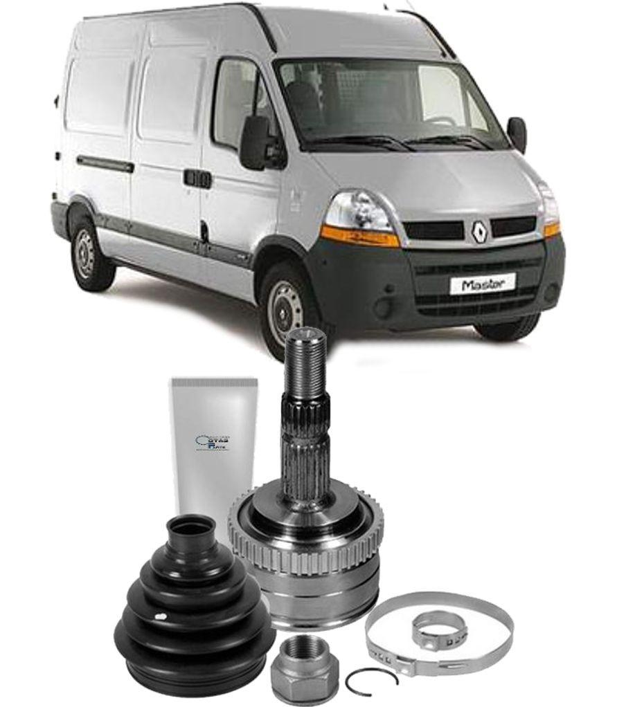 Junta Homocinetica Renault Master 2.8 E 2.5 16V Dci de 2003 a 2015