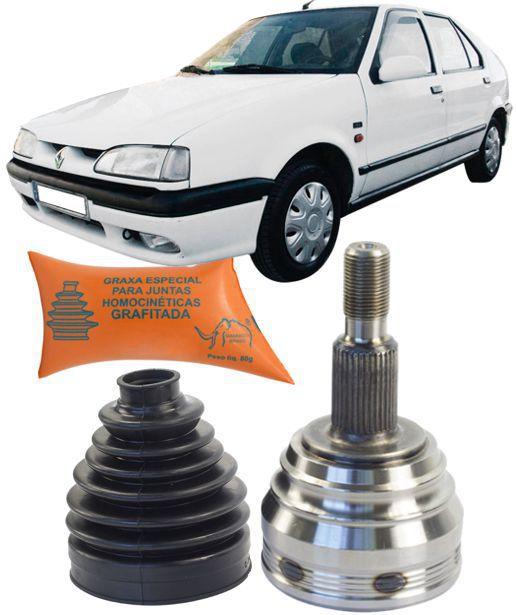 Junta Homocinetica Renault R19 motor 1.6 ou 1.8 de 1994 A 1998 21X25 Estrias