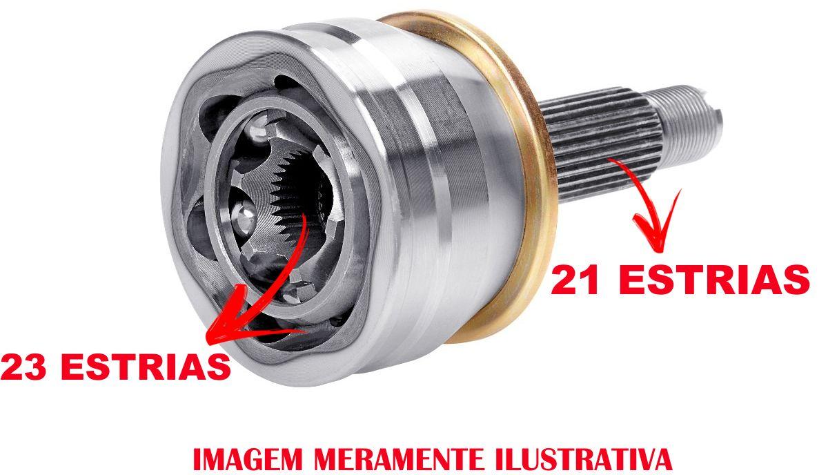 Junta Homocinetica Santa Fe Traseira 2.7 V6 24v