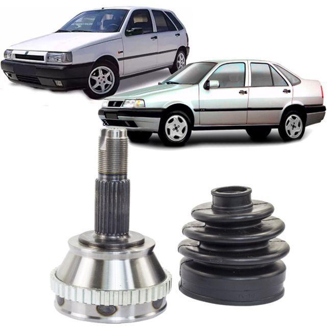 Junta Homocinetica Tempra 2.0 8v 16v Turbo Tipo e Coupe 1993 a 1998 Com Abs