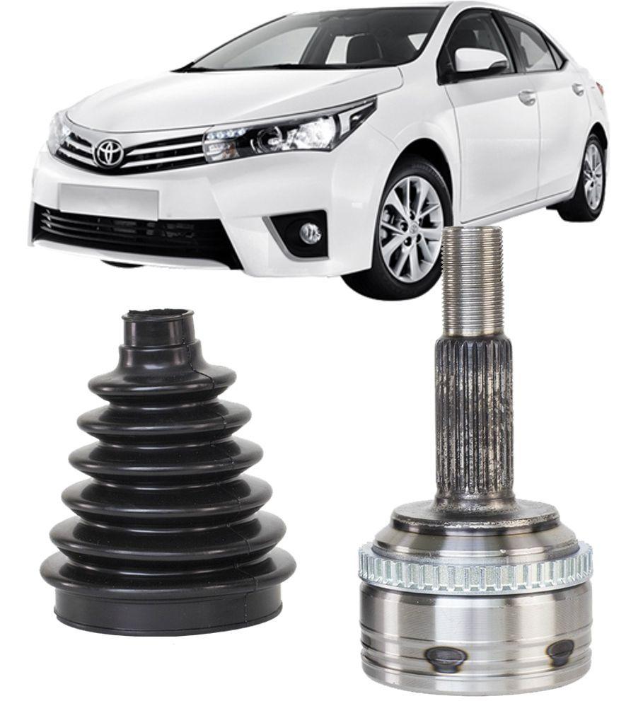 Junta Homocinetica Toyota Corolla 2.0 16v Flex Apos 2015 Com Abs