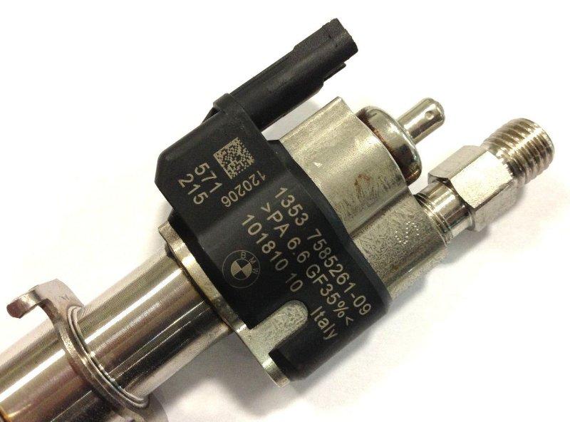 Kit 06 Bicos Injetores Bmw 135i 335 535 640 740 X3 X5 X6 Z4 10181010