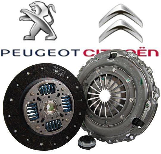 Kit De Embreagem C4 Vtr Pallas Peugeot 307 Xsara Picasso 2.0 16v