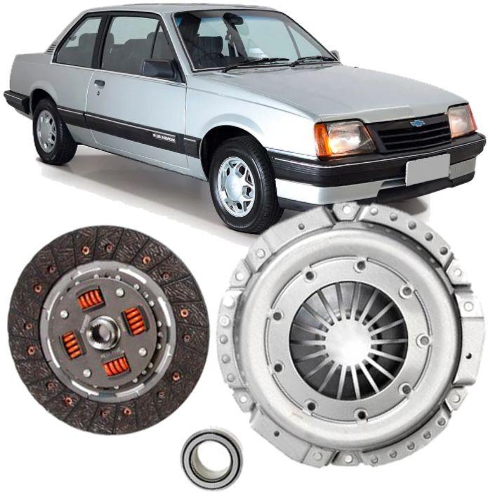 Kit De Embreagem Monza Kadett 1.8 E 2.0 De 1982 À 1992