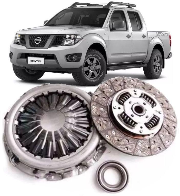 Kit De Embreagem Nissan Frontier 2.5 16V Diesel de 2007 a 2011