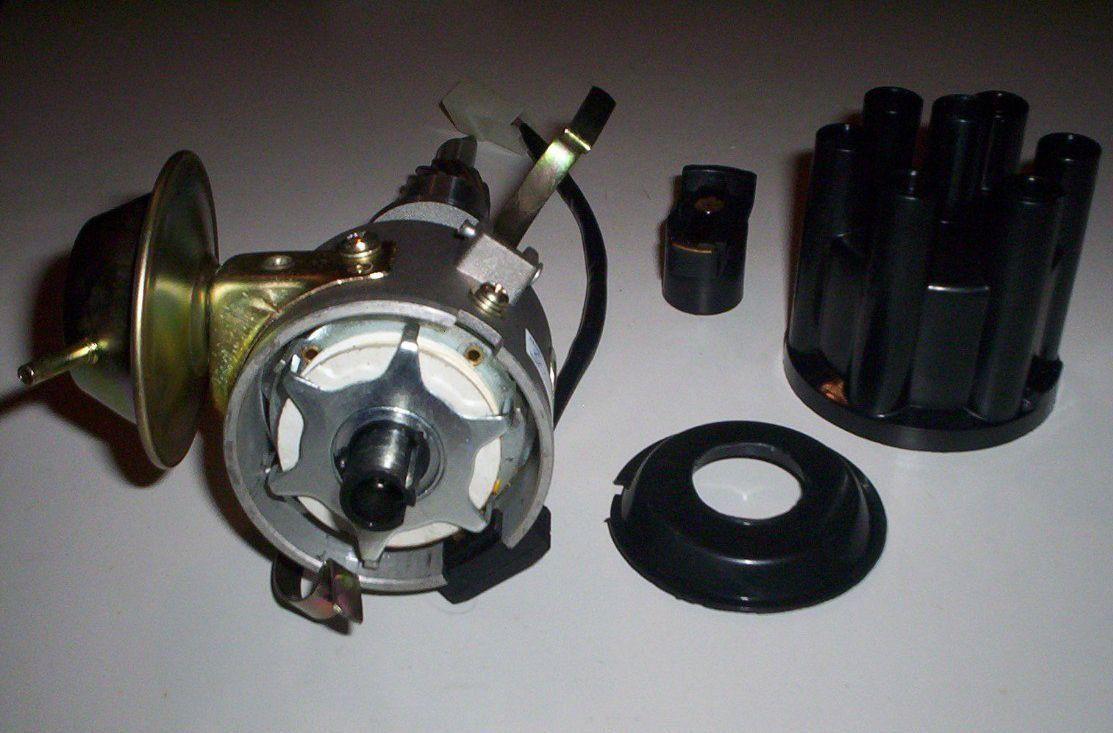 Kit Ignicao Eletronica com Distribuidor Opala E Caravam 6cc Novo