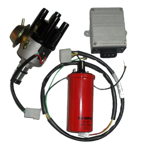 Kit Ignicao Eletronica Corcel e Belina Motor 1.4 e 1.6 Novo