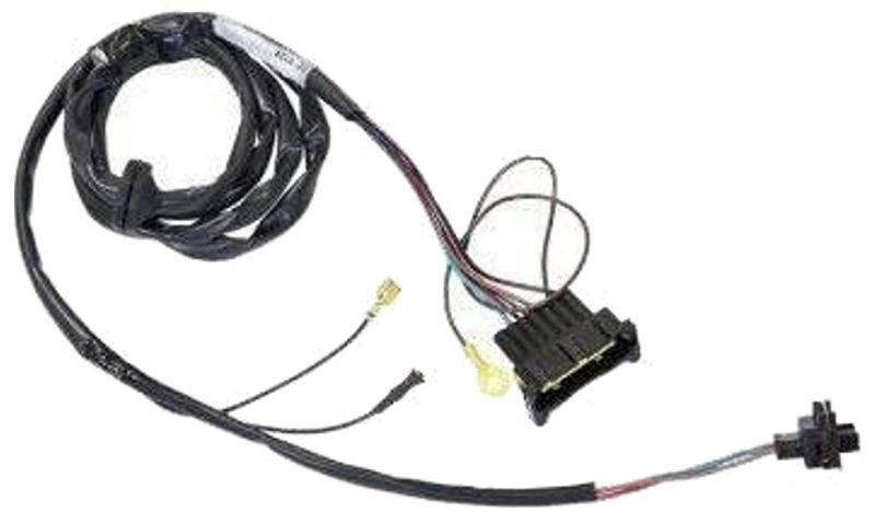 Kit Parcial Ignição Eletrônica com Chicote Hall Bobina Gol MI e Módulo 7 Pinos