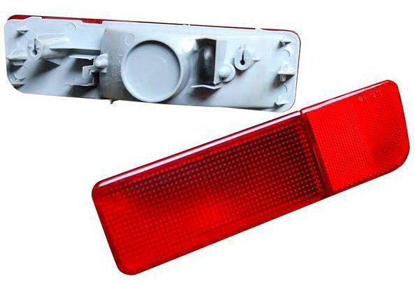 Lanterna de Neblina Parachoque Traseiro Direito Airtrek 2.4 16V Mivec de 2003 À 2010