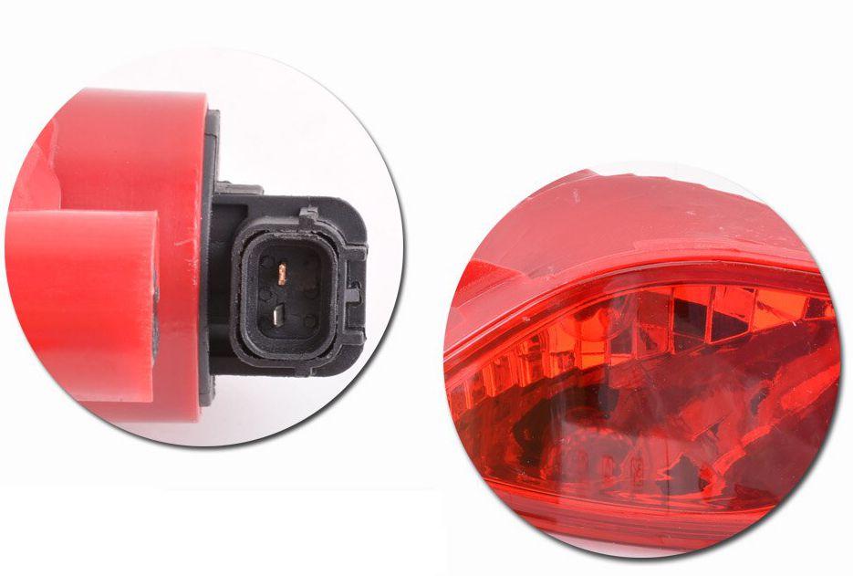Lanterna De Neblina Parachoque Traseiro Hyundai Ix35 De 2010 À 2015 - Ld Direito