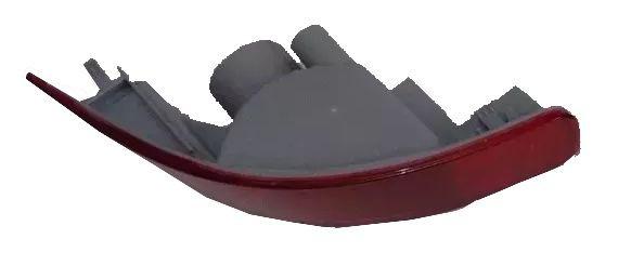 Lanterna de Neblina Parachoque Traseiro Lado Esquerdo Outlander  2007 / 2012