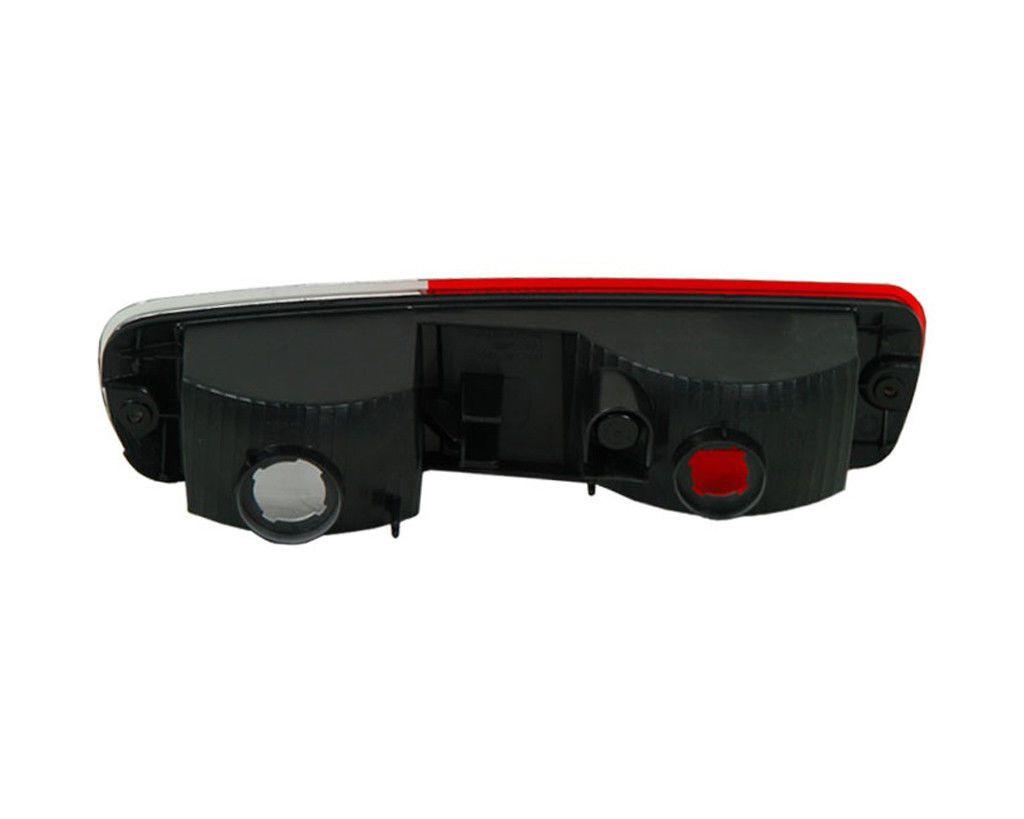 Lanterna de Neblina Parachoque Traseiro Pajero Full de 2004 a 2007 Direita