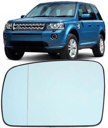 Lente Do Espelho Retrovisor Freelander 2 E Discovery 3 - Ld Esquerdo