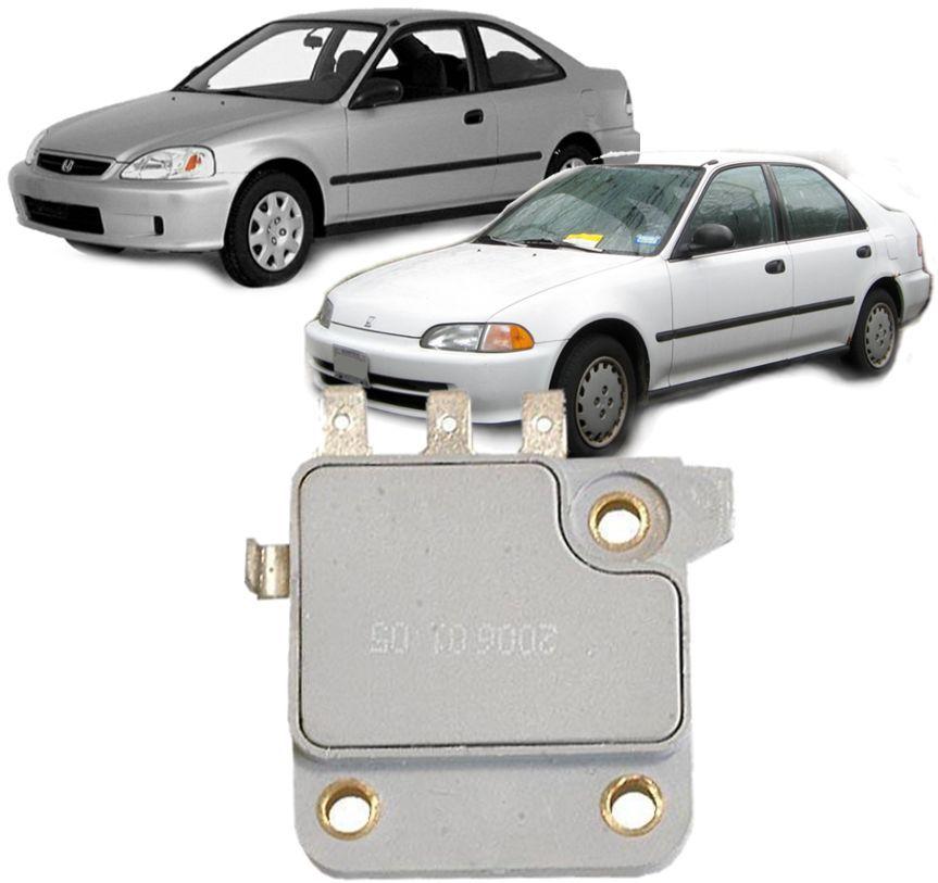 Modulo De Ignicao Honda Civic De 1992 A 2000