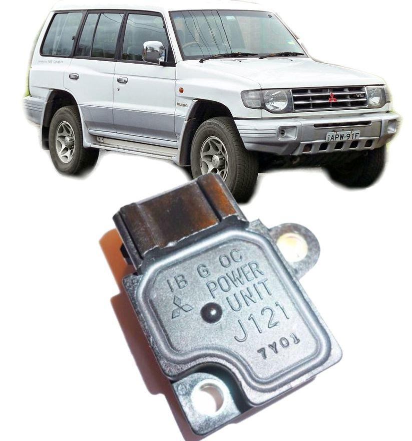 Modulo De Ignicao Mitsubishi Pajero 3.0 e 3.5 V6 12V de 1991 a 1999  -  J121