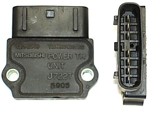 Modulo Ignicao Eclipse GST 2.0 16v Turbo de 1991 a 1999 - J722T