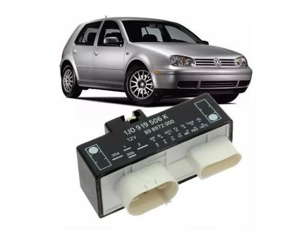 Modulo Rele Comando Ventoinha A/c Audi Golf Polo 1j0919506k