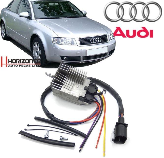 Modulo Resistencia Ventuinha Audi A4 A6 01/08 - 8E0959501ag 8E0959501D