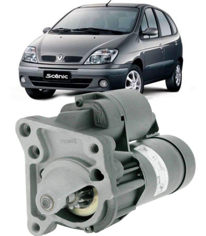 Motor de Arranque Partida Clio Scenic Megane Laguna R19