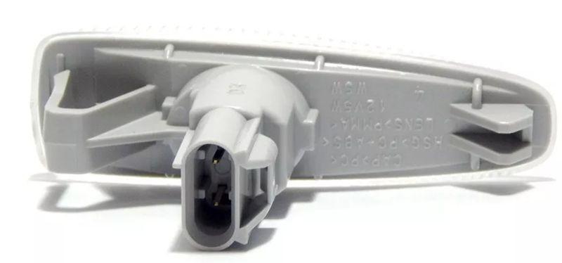 Pisca e Seta Lateral do Paralama Mitsubishi Lancer Asx Outlander