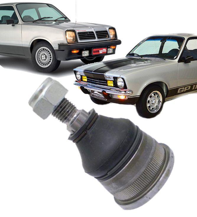 Pivo da Bandeja Inferior  Chevette Chevy Marajo de 1973 a 1995