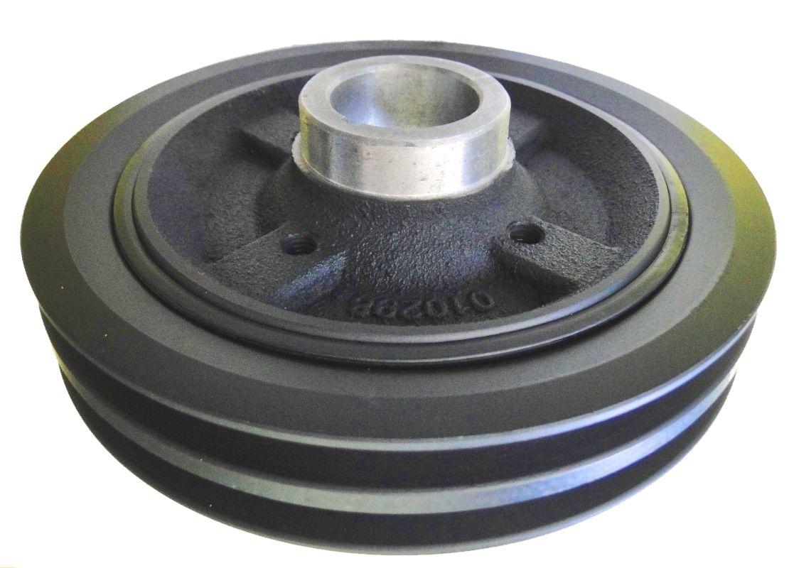 Polia do Virabrequim Dupla L200 Outdoor Hpe Sport 2.5 Diesel 2003 a 2012