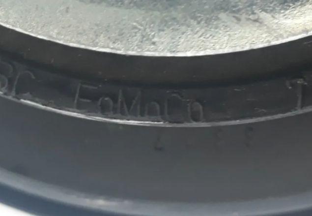 Polia Do Virabrequim Evoque 2.0 16v Turbo de 2011 à 2017 - Original Ford