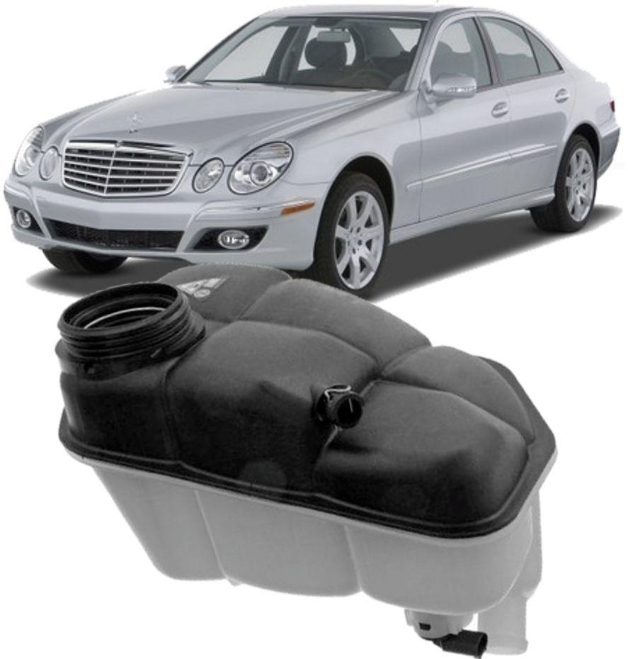 Reservatorio Agua Radiador Mercedes E320 E350 E500 E550 de 2003 a 2010