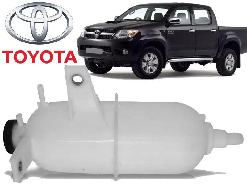Reservatorio de agua Toyota Hilux 2.5 e 3.0 de 2005 a 2013 Novo