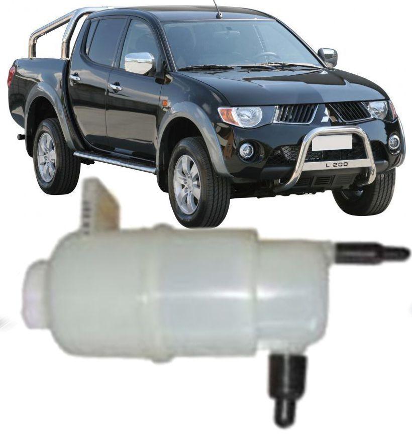 Reservatorio Oleo Caixa Direcao Hidraulica Mitsubishi L200 Triton e Pajero Dakar