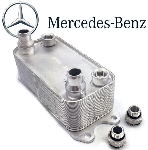Resfriador Trocador de Calor Cambio Mercedes C180 C200 C250 1.6 e 1.8 Cgi de 2007 a 2014