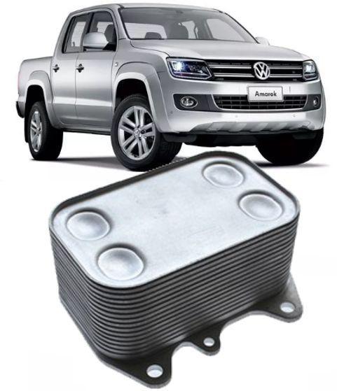 Resfriador Trocador de Calor Motor Amarok 2.0 TDI Diesel de 2010 a 2016 -  03l117021c