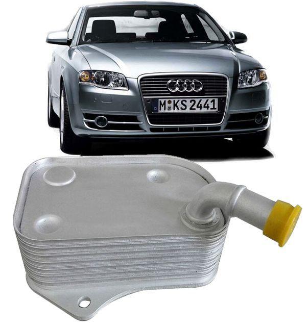 Resfriador Trocador de Calor Motor Audi A4 A6 2.0 de 2000 a 2008 - 06B117021