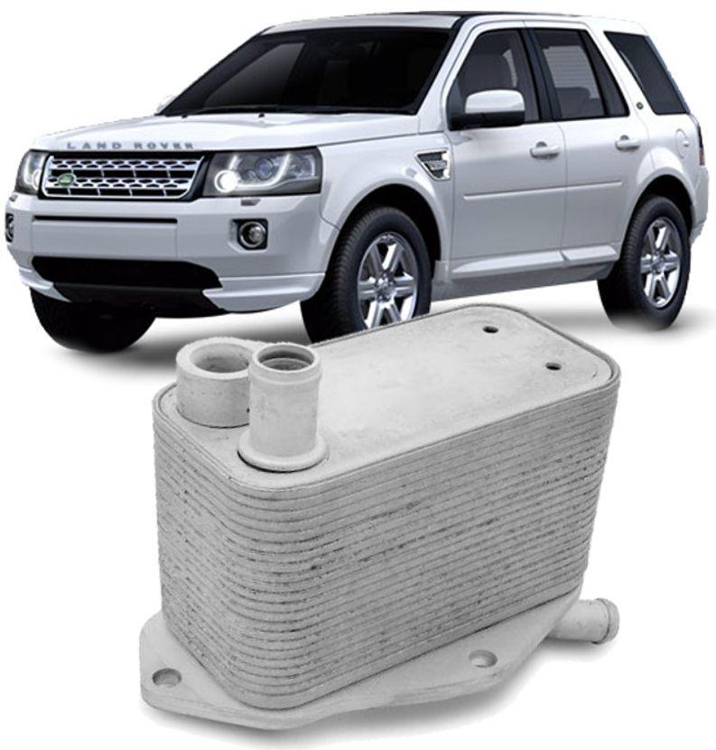 Resfriador Trocador de calor Motor Land Rover Freelander 2 3.2 V6 de 2006 a 2013