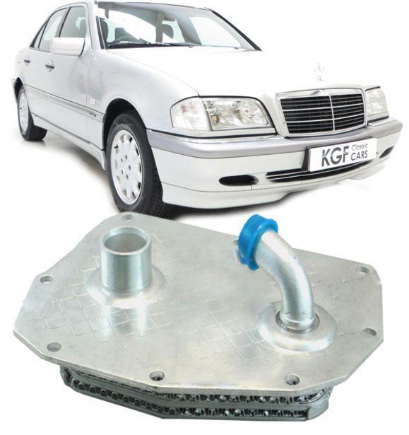 Resfriador Trocador de Calor Motor Mercedes Benz C280 300E E320 de 1994 a 2002